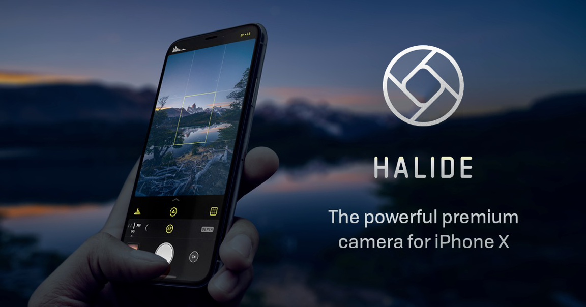 Halide: A Premium Camera For iPhone